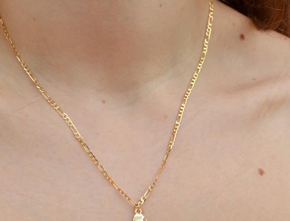Fancy Bitch Gold Necklace