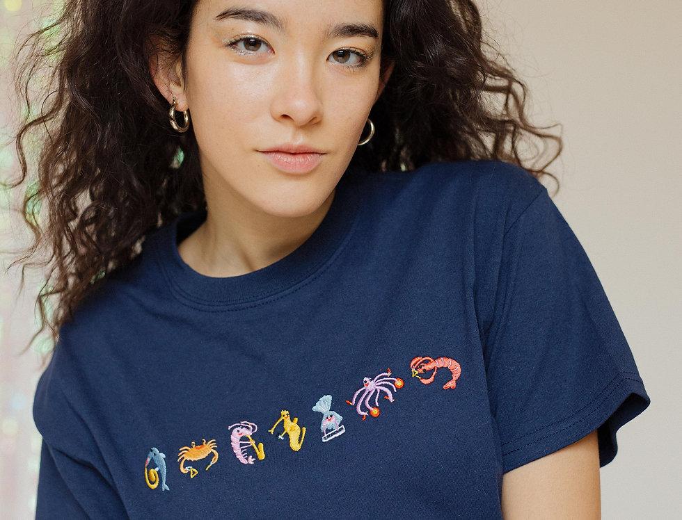 Seafood Medley T-Shirt