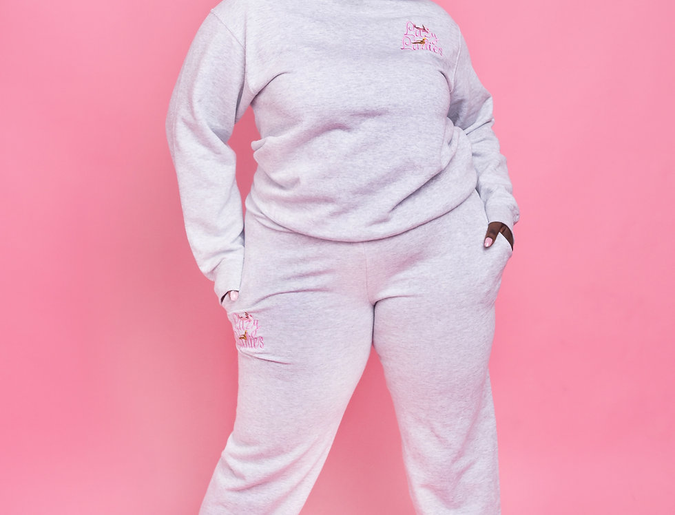 Lazy Ladies Sweatshirt, Joggers or Set