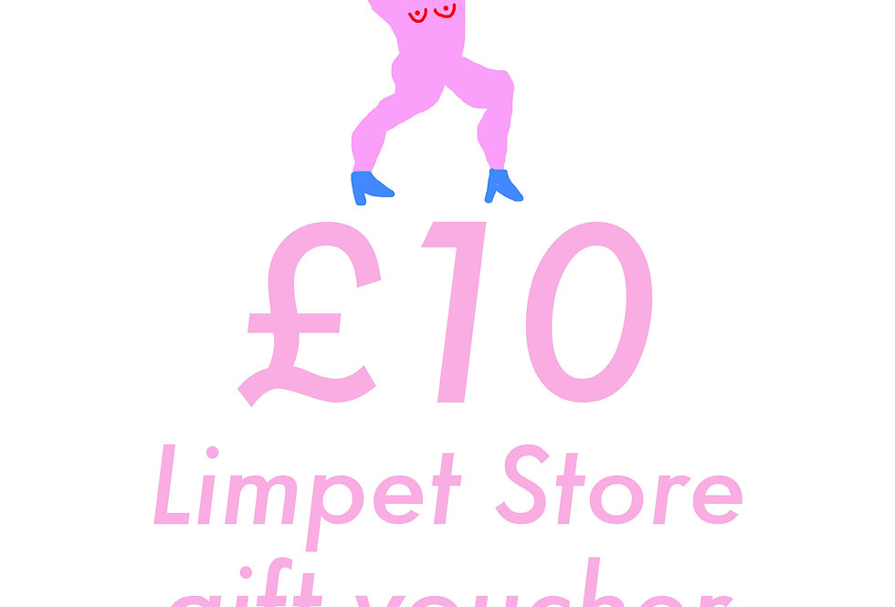 Limpet Store £10 Gift Voucher
