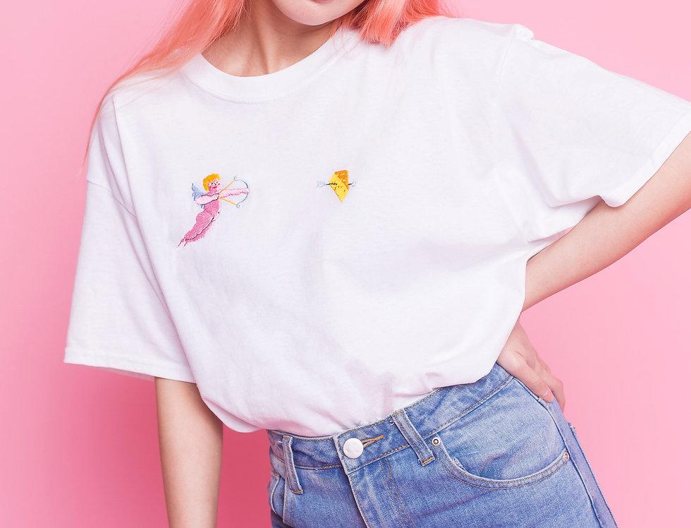 Cheesy Cherub T-Shirt