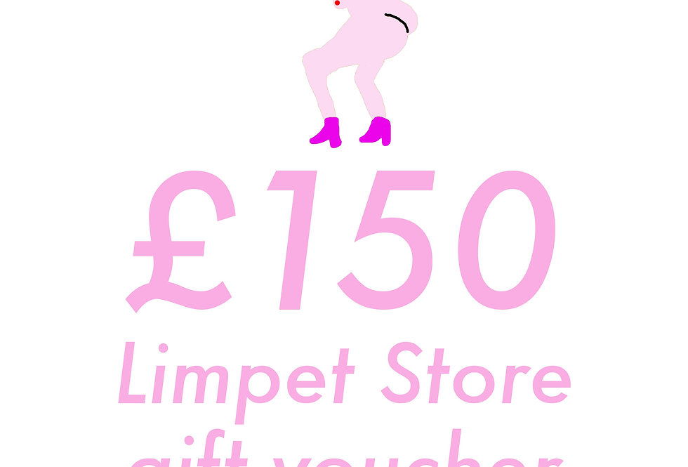 Limpet Store £150 Gift Voucher