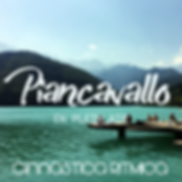 Allenamenti estivi di ginnastica ritmica a Piancavallo