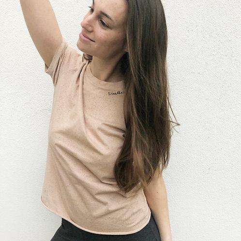 Tee-shirt Pink Wild Cabé-Cabé x Ninisea