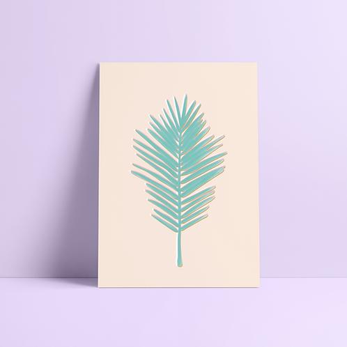 Illustration Palm Los Angeles