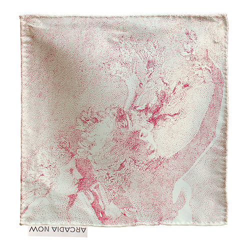 Apollo & Daphne - satin silk