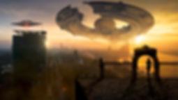 Alien Spaceship