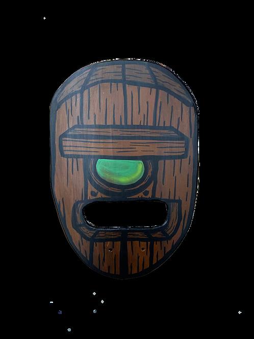 Handboard 166 / Tiki Cyclops