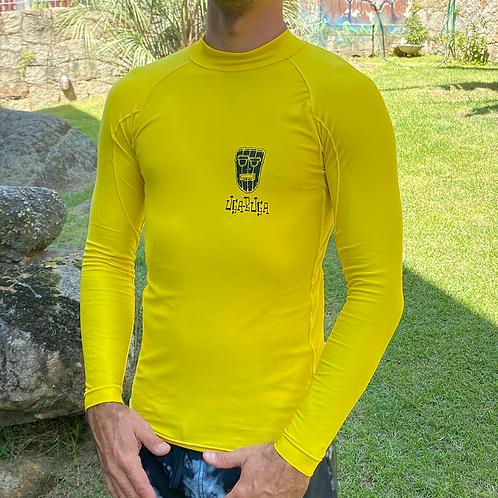 Lycra Uga-Buga Amarela