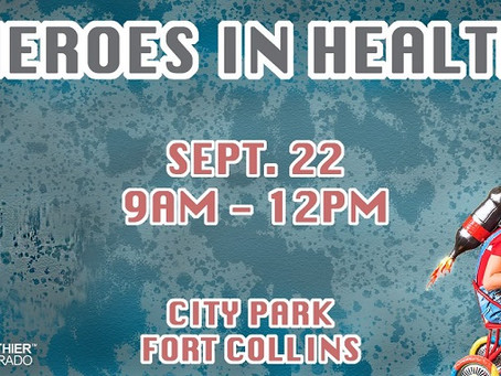 Heroes In Health - Local Event