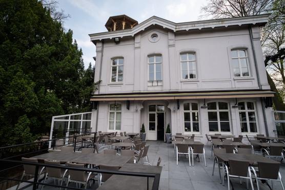 Taverne - Restaurant - Terras