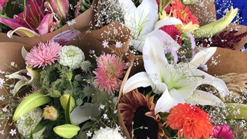 July Members Only Bouquet Subscription
