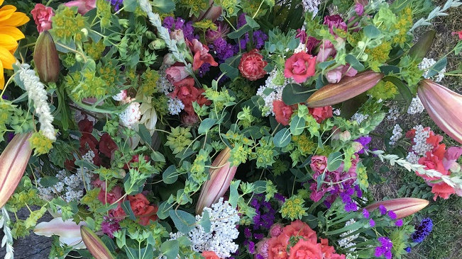 Exclusive Members Only Monthly Bouquet Subscription