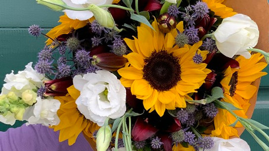 August Members Only Bouquet Subscription