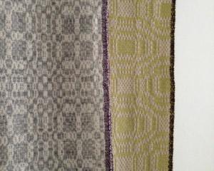 CITEさん手織りカシミヤマフラー