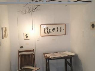 若月陽子さんの展示会、明日からです!