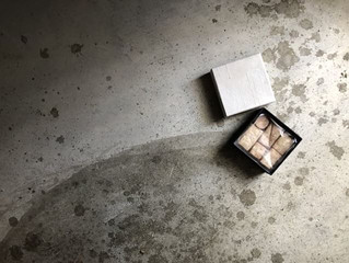展示会限定 コラボ〈積み木菓子〉