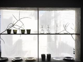 黒川登紀子さんのガラス