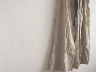 Rai-Atelier  紐を巻くスカート