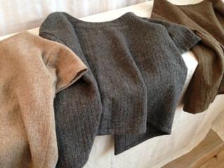 kon    冬の服  ウール