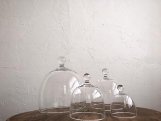 津村里佳   ガラス