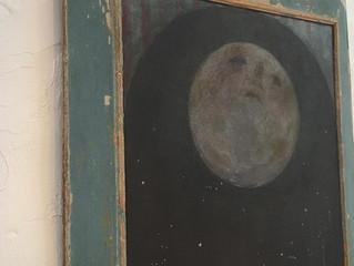 寂寥の月  高里千世