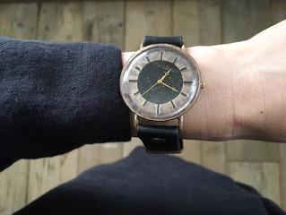 meu.tempo 手作り時計