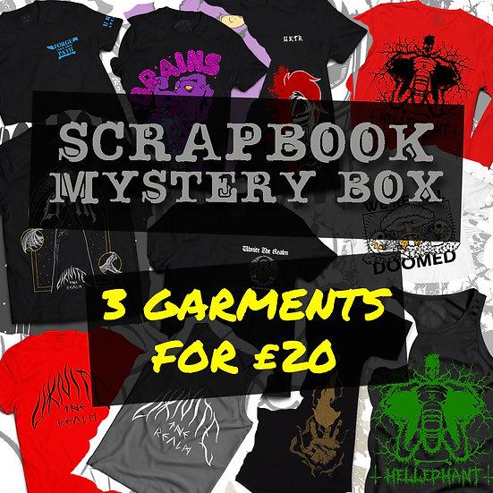 Scrapbook Mystery Box