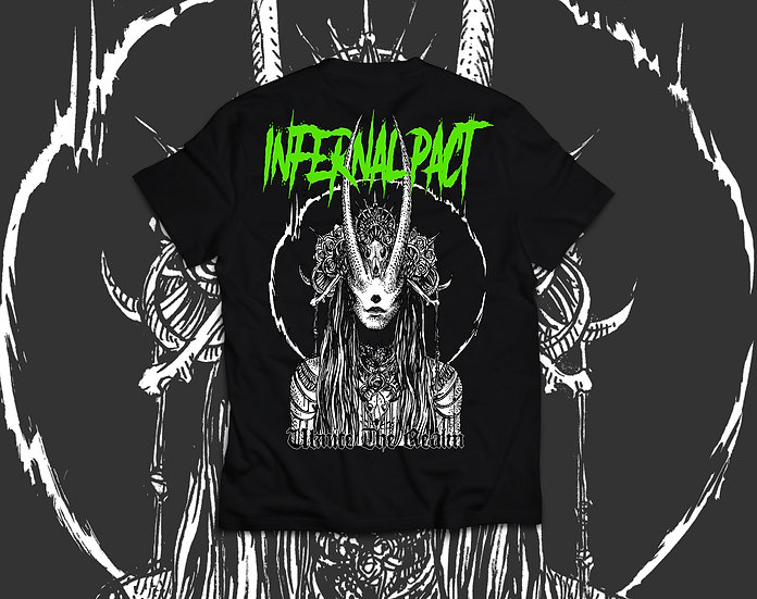 Infernal Pact - T-Shirt