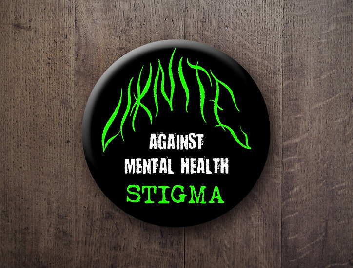 Mental Health Awareness Badge