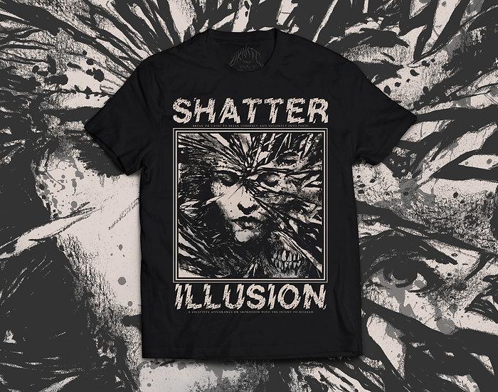 Shatter Illusion - T-Shirt