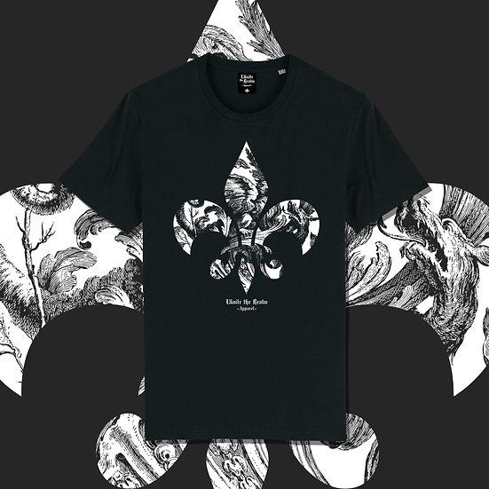 Fleur-De-Wyrm T-Shirt