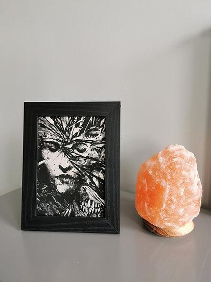 A5 Framed Art Prints