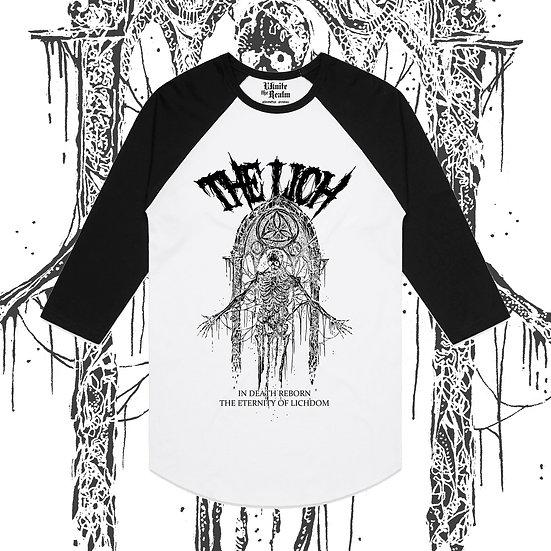 The Lich Raglan Baseball T-Shirt