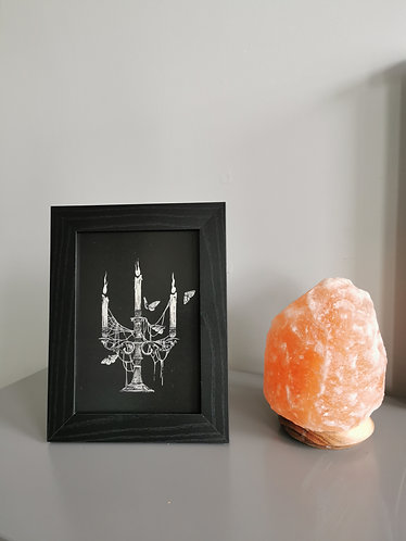 Set of A5 Framed Art Prints