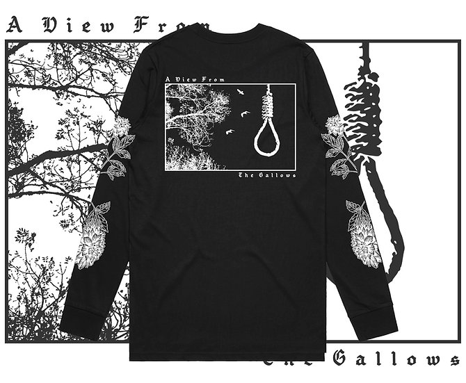 A View From The Gallows longsleeve tee