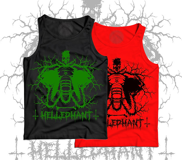 Hellephant - Unisex Vests