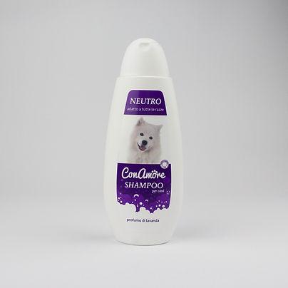 Shampoo per cani adatto a tutte le razze
