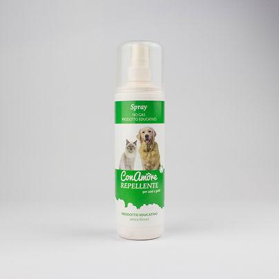 Repellente prodotto educativo per cani e