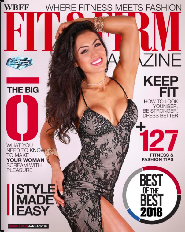 WBFF FIT & FIRM MAGAZINE