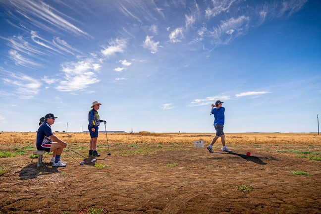 OUTBACK QUEENSLAND MASTERS