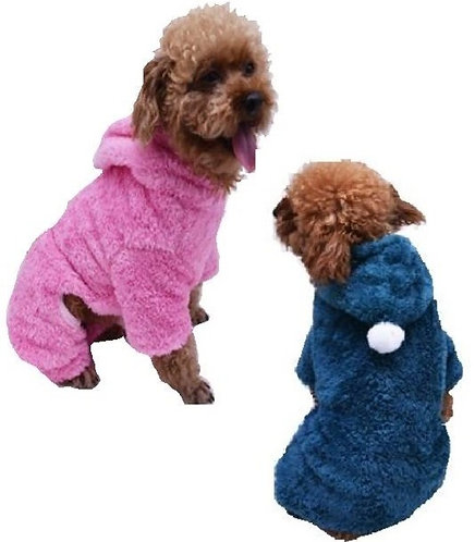 Hoody Onesie for Small Dogs