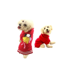 Jingle Bells Jumper for Dogs