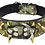 View of camouflage collar