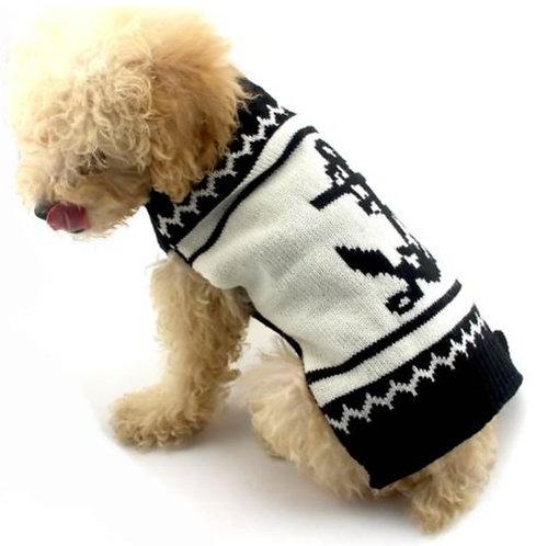 Nautical Dog Sweater