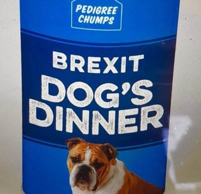 Do Your Dogs Care About Brexit?