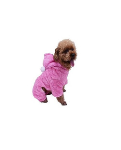 Fluffy Onesie for Small Dogs