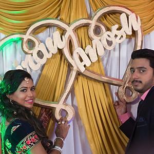 Anu & Kiran