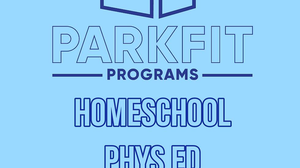 Homeschool Phys Ed