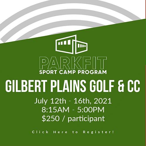 Gilbert Plains Golf & CC Camp - July 12th -16th